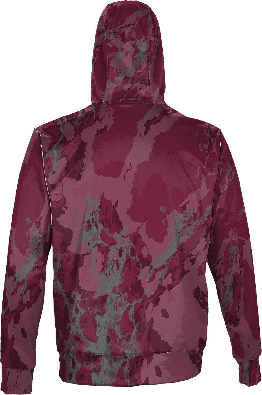 ProSphere Southern Illinois University Mens Pullover Hoodie School Spirit Sweatshirt Marble