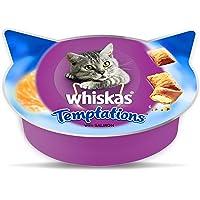 Whiskas Temptations Salmon, 60 g