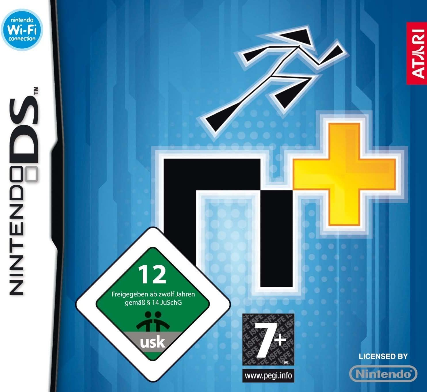 Amazon.com: N+ - Nintendo DS: Artist Not Provided: Video Games