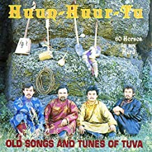 Sixty Horses in My Herd: Old Songs and Tunes of Tuva by HUUN-HUUR-TU (1993-11-19)
