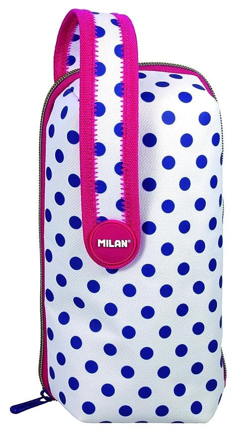 Milan 08872-DT3 - Estuche Milan Dots 3 4 Departamentos