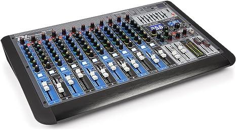 Power Dynamics PDM-S1604 mesa de mezclas de 16 canales DSP/MP3 ...