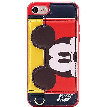 Amazon.com: Funda para iPhone 7, iPhone 8, MC Fashion Cute ...