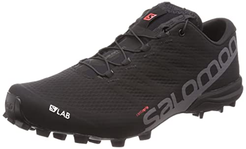 Salomon Mens S/Lab Speed 2 Running Shoes, Black, ...