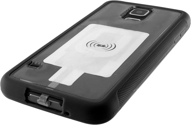 Ksix BXCIRU - Receptor QI para Carga inalambrica Micro USB: Amazon ...