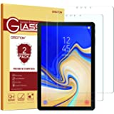 Samsung Galaxy Tab S4 Screen Protector [2 Pack], OMOTON Tempered Glass Screen Protector for Samsung Galaxy Tab S4 10.5 inch (