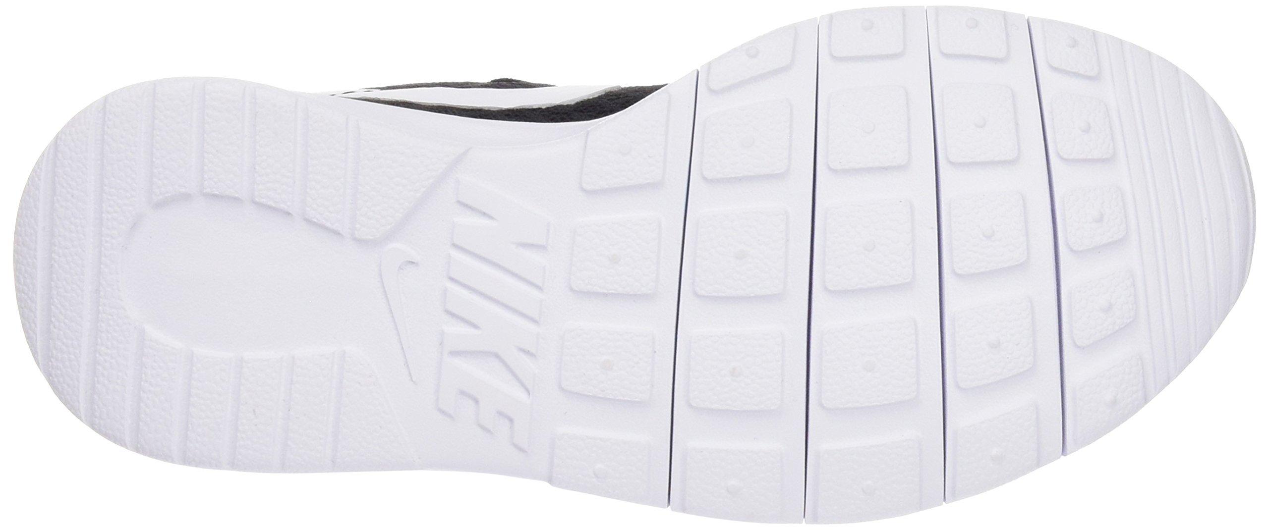 Nike Boy's Tanjun Running Sneaker Black/White-White 13 by Nike (Image #5)