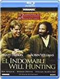 El Indomable Will Hunting [Blu-ray]