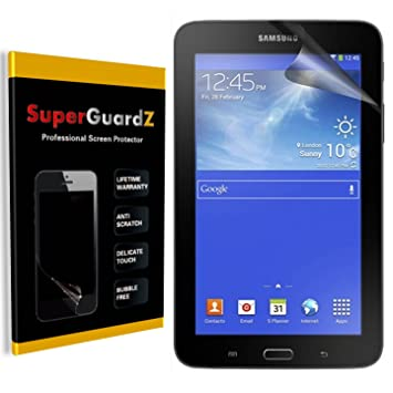 "3x Supershieldz Clear Screen Protector for Samsung Galaxy Tab 3 7.0 7 /"""