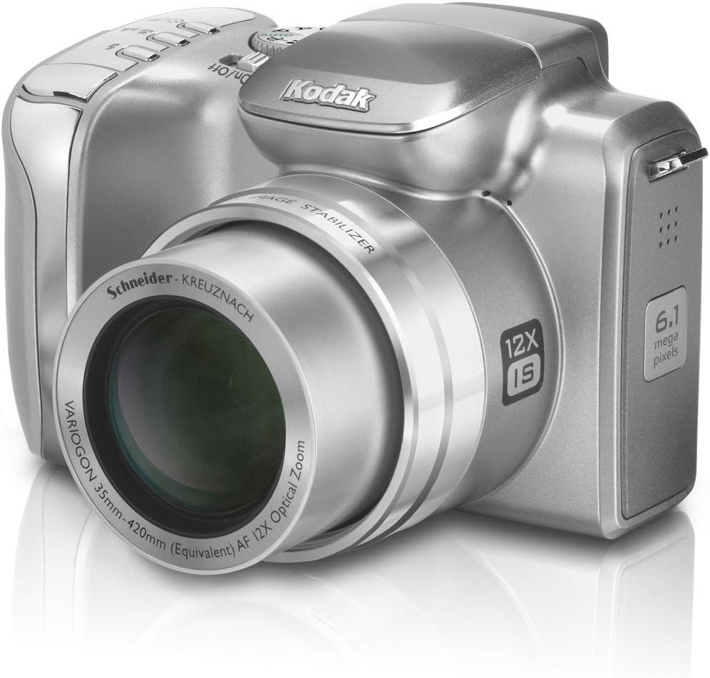 Kodak EasyShare Z612 - Cámara Digital Compacta 6.1 MP: Amazon.es ...
