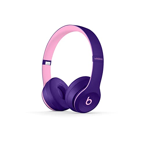 Auriculares Inalámbricos Beats Solo3 Wireless Bluetooth Pop Collection Violeta Pop