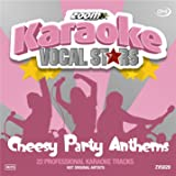 Zoom Karaoke CD+G - Cheesy Party Anthems - Vocal Stars Karaoke Series 20 [Card Wallet]