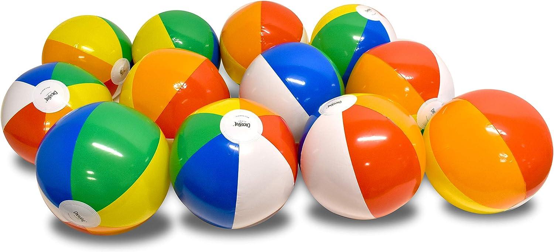 Coconut Floats Rainbow Beach Ball 27