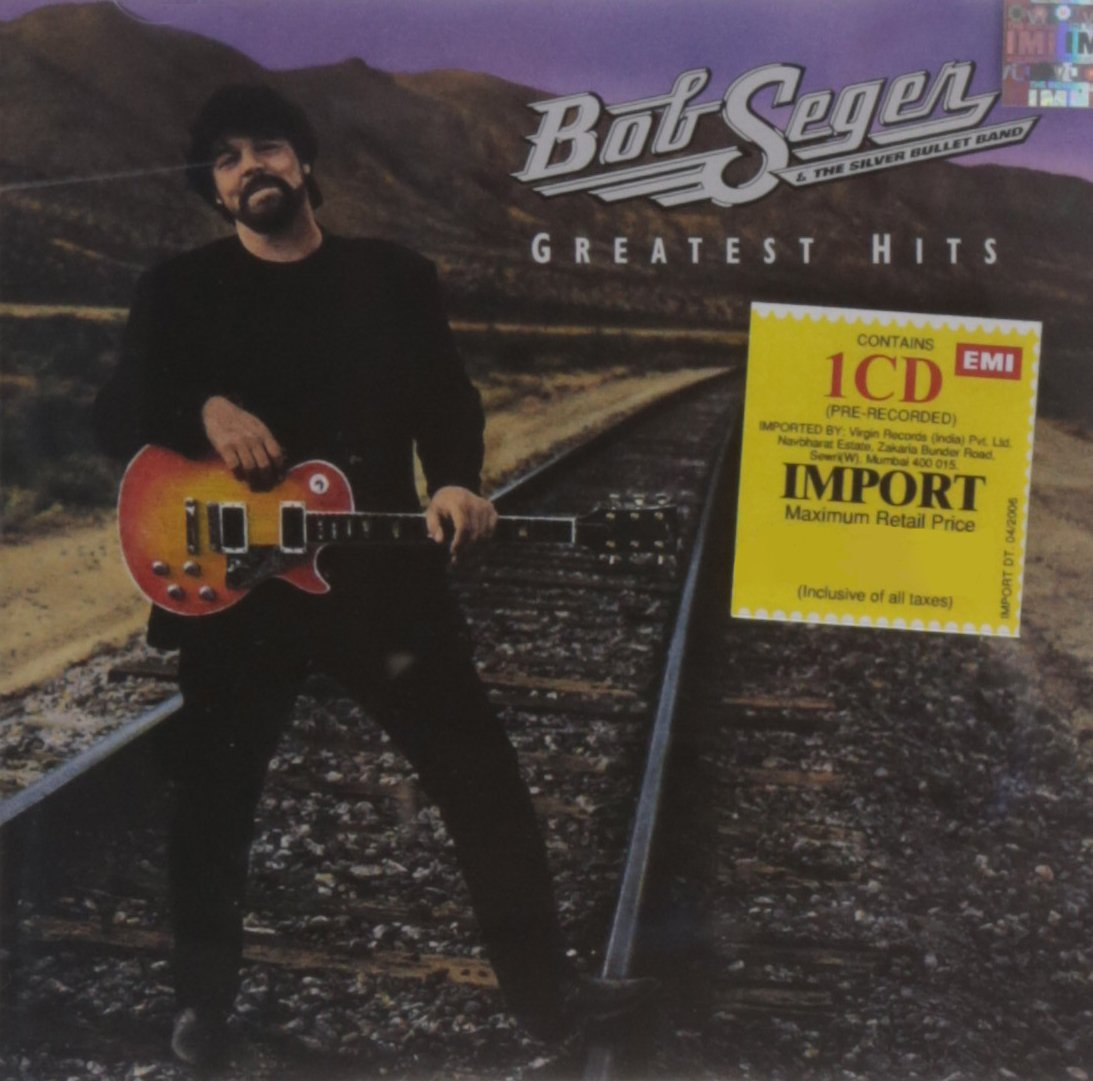 Bob Seger Greatest Hits by Virgin EMI (Universal UK)