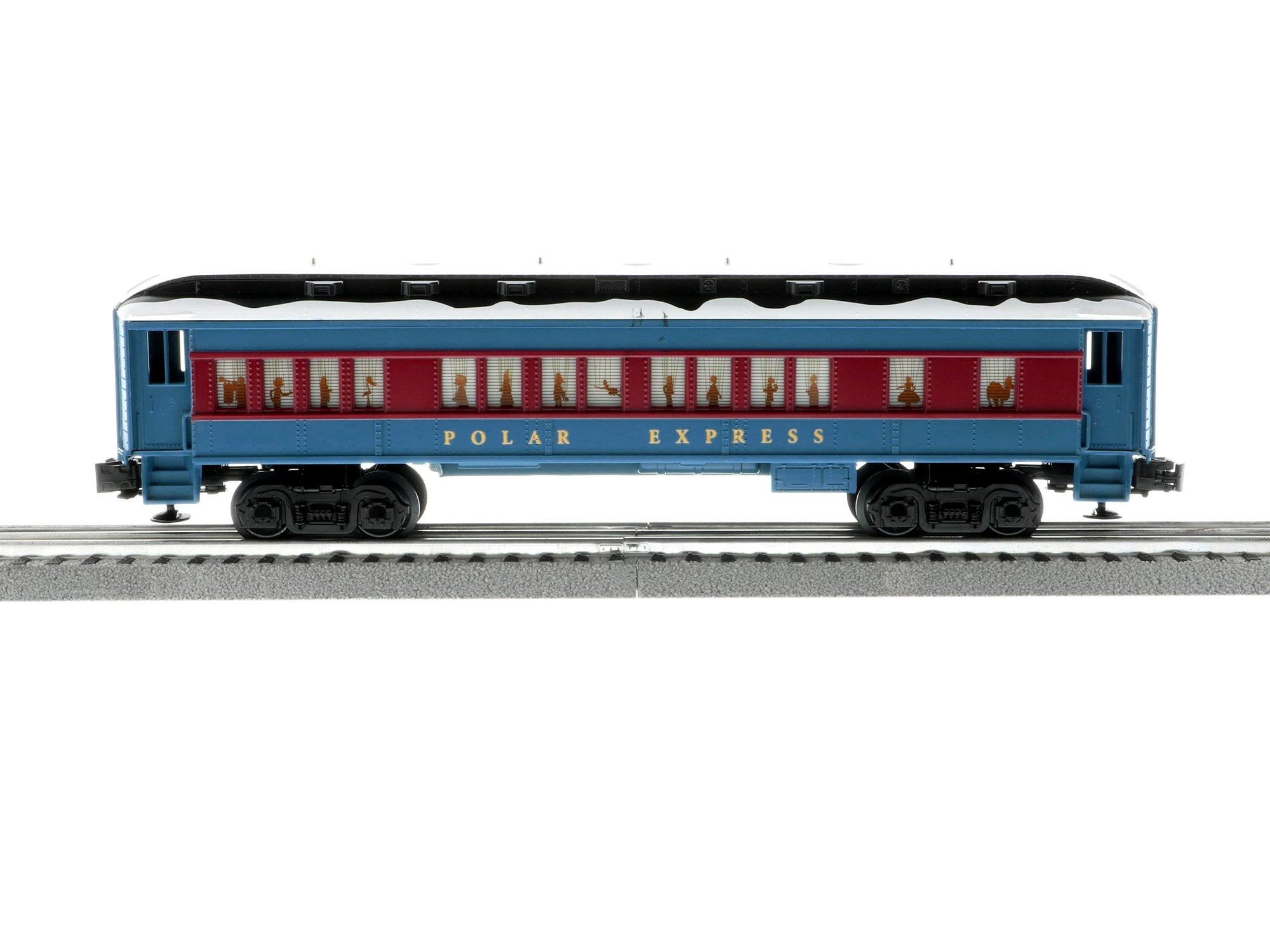 Lionel The Polar Express LionChief Train Set with Bluetooth Train Set by Lionel (Image #11)