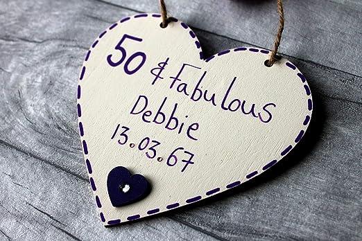 Evan332Eddie 50 y Fabuloso Regalo de 50 cumpleaños para ...