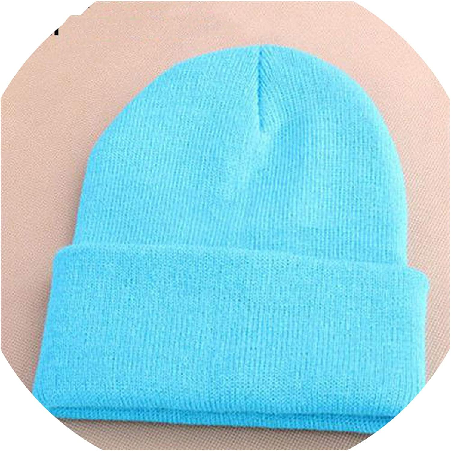 Hat Women Men Knit Ski Cap...