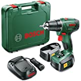 Bosch 0.603.9a3.100–Visseuse psr-1800LI-218V 15AH + mal