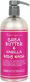 product image for Renpure Body Wash Shea Butter & Vanilla Body Wash, 24 Ounces