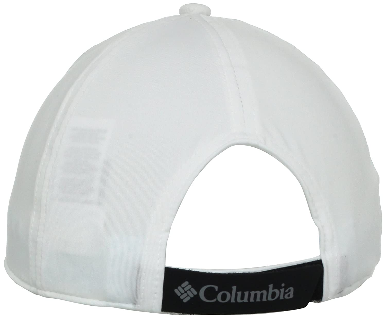 b76795c7 Amazon.com: Columbia Men's Coolhead Ball Cap III, Black, One Size: Sports &  Outdoors
