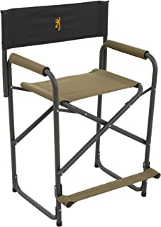 Browning C&ing Directors Chair XT  sc 1 st  Amazon.com & Amazon.com : Professional EZ Travel Collection Deluxe Tall Folding ...