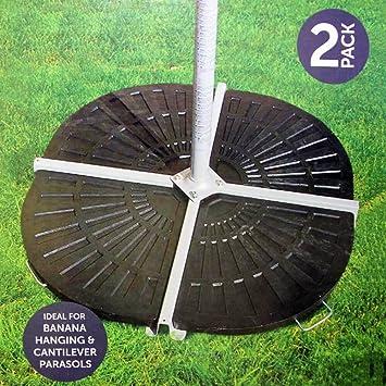 Tj Hughes Garden Furniture Tj hughes hanging parasol base amazon garden outdoors tj hughes hanging parasol base workwithnaturefo
