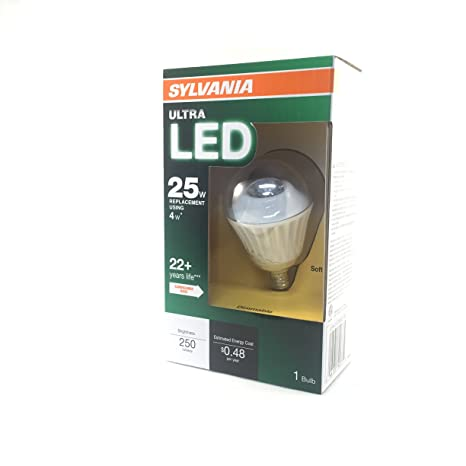 Sylvania Led 79077 A15 Fanbulb 4w=25w Dimmable Soft White (6 Pcs) - - Amazon.com