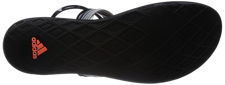 official photos 710e3 1dea4 Adidas Sandali da Donna Adipure Vivida Thong, Modell 2015, Nero (Flash  OrangeCore BlackWhite), EU 43 13 (UK 9) Amazon.it Scarpe e borse