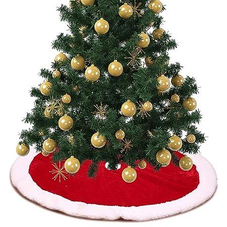 PPING Suministros para Fiestas de Navidad Navidad Accesorio Falda ...