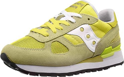 Saucony Sneakers LimeBianco 36