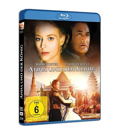 Anna und der König [Blu-ray]
