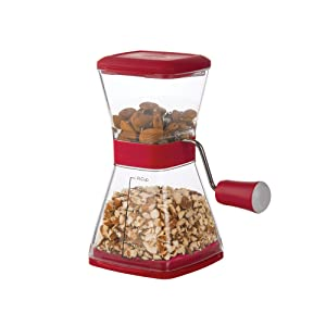 Progressive GFNC-3 Prepworks NUT CHOPPER, One Size, Red