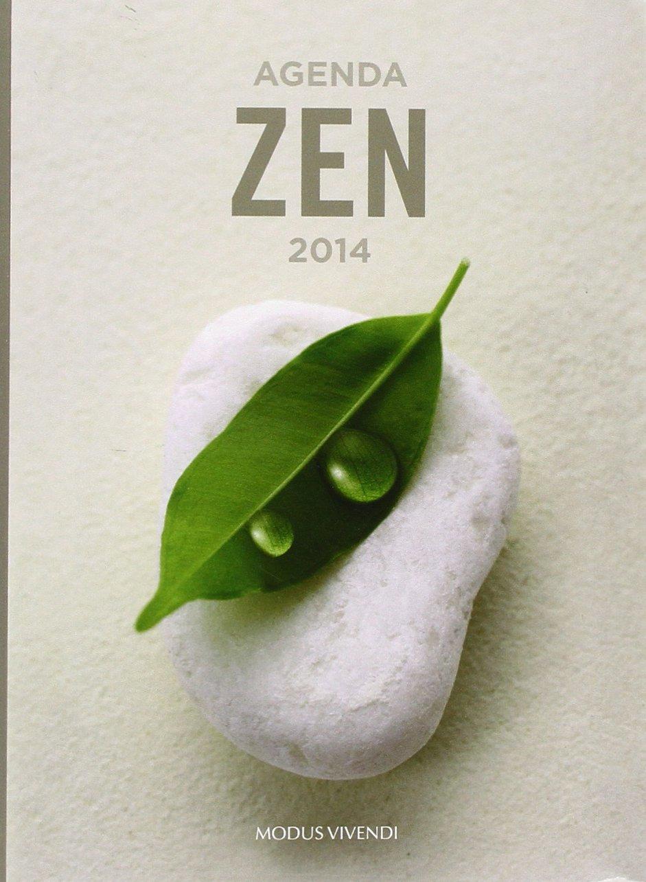 Agenda zen 2014: 9782895237518: Amazon.com: Books