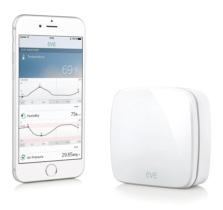 Elgato 1EW109901000 Eve Door & Window (Wireless Sensor de Contacto): Amazon.es: Bricolaje y herramientas