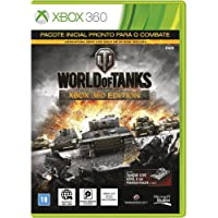Jogo World Of Tanks Xbox 360 Edition - Microsoft