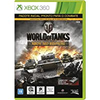 Jogo World Of Tanks Xbox 360 Edition - Microsoft