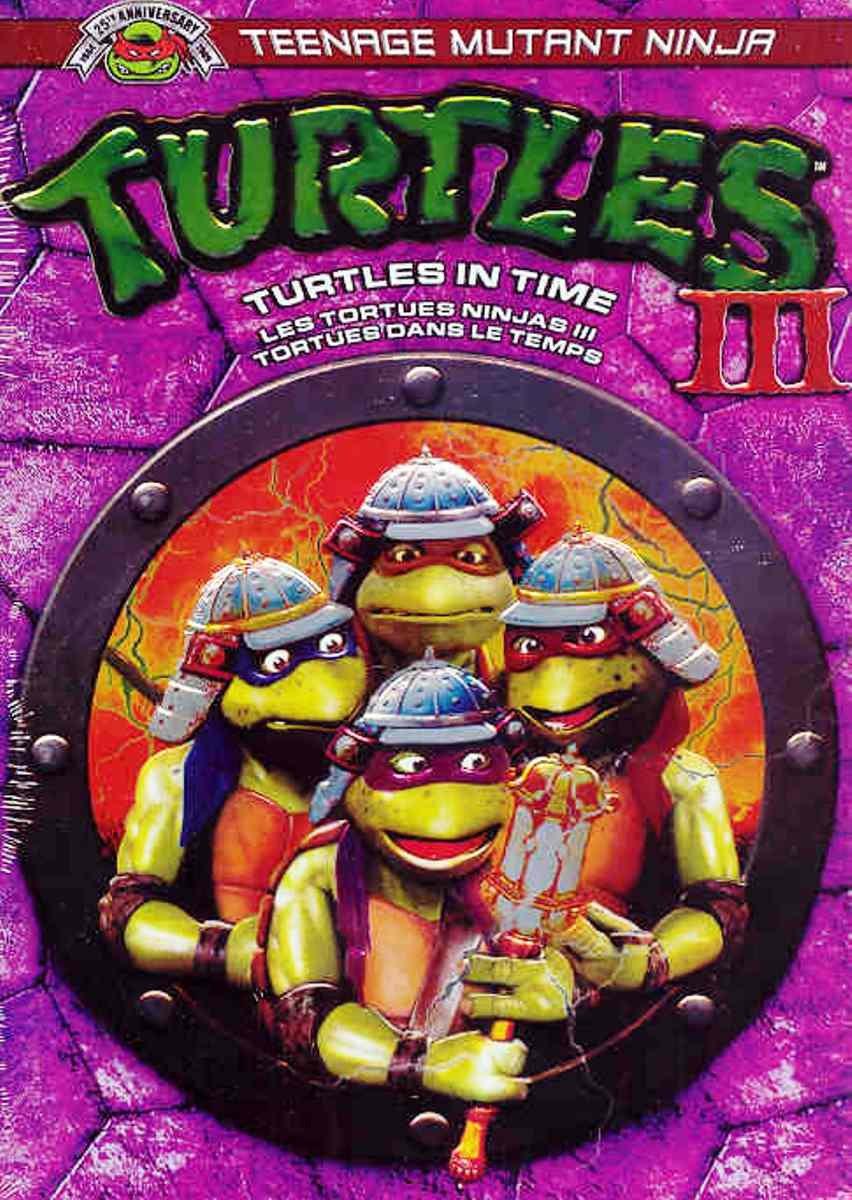 Amazon.com: Teenage Mutant Ninja Turtles 3 [DVD] (2009 ...