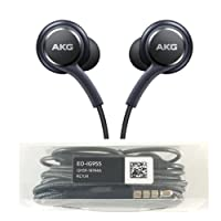 AKG Sound Headphone With Mic 3.5mm Jack Black / Blue (Colour May Be Vary)