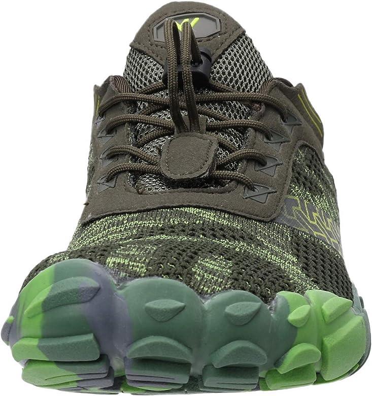 WHITIN Zapatilla Minimalista de Barefoot Trail Running para Hombre ...