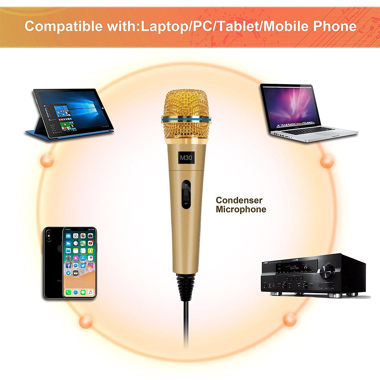 Professional Condenser Microphone Audio & Video Accessories