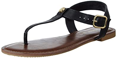 6b35d75216a Steve Madden Women s Marissa Black Fashion Sandals-4.5 UK India (37.5 EU)