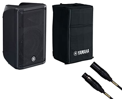 Amazon.com: Yamaha DBR10 altavoz alimentado DBR activo ...