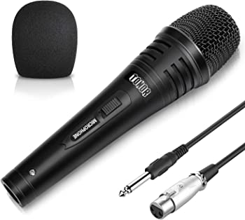 Tonor Pro Vocal Dynamic Microphone for Karaoke Singing