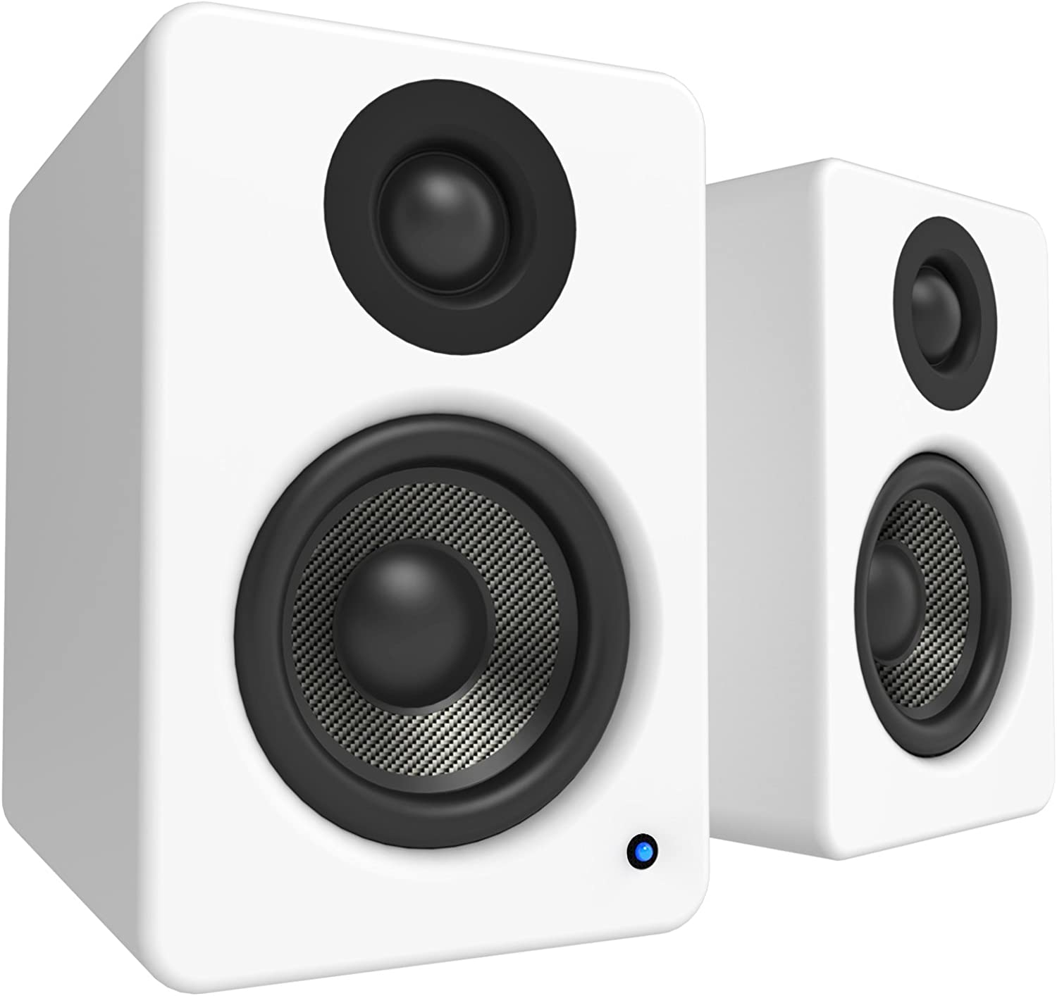 Kanto 2 Channel Powered PC Gaming Desktop Speakers – 3