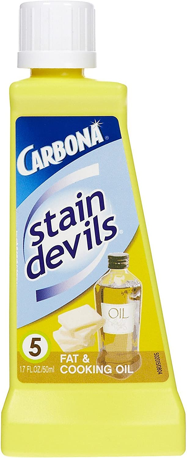 Carbona Stain Devils, Fat & Cooking Oil 1.70 oz