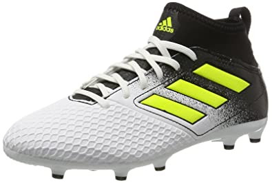 eb62376b adidas Ace 17.3 Primemesh FG Kids Soccer Boot White/Black Dust Storm - US  4.5