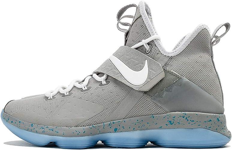 Nike Lebron 14 Mag Marty McFly 852405