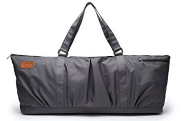 cbff676818ad2e Elenture Extra Large Yoga Mat Tote Bag with Multi-Functional Storage  Pockets for Sports Gym Pilates (Dark Gray), Mat Bags - Amazon Canada