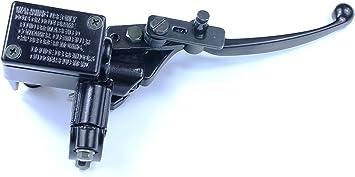 Kawasaki Bayou KLF 220 250 300 400 700 ATV 4 Wheeler Quad Brake Master Cylinder