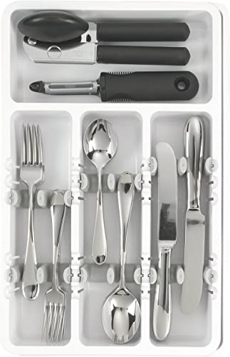 OXO 1314600 Good Grips Expandable Utensil Organizer